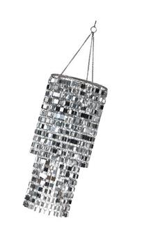 Wall Pops WPC96860 Ready-to-Hang Bling Chandelier, Icicles,