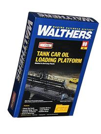 Walthers Cornerstone Series Kit HO Scale Oil Loading