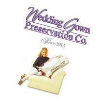 Wedding Gown Preservation Kit, Prepaid Dress Cleaning and