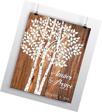 Wedding Tree Print - Wedding Guest Book Alternative -