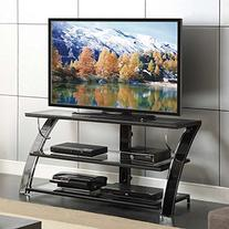 Whalen Furniture Camarillo 3 In 1 Tv Stand 50 Inch Searchub