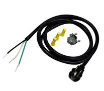 Whirlpool W10278923RP 3-Prong Dishwasher Power Supply Kit
