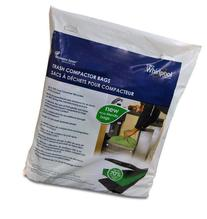 Whirlpool W10351676RP 18-Inch Plastic Compactor Bags, 15-