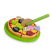Wood Eats! Mix and Match Magnetic Pan Pizza by Imagination