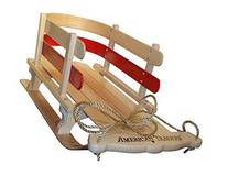 Wooden Baby Sled