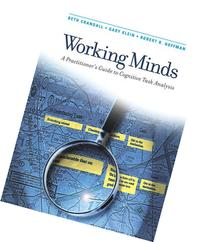 Working Minds: A Practitioner's Guide to Cognitive Task