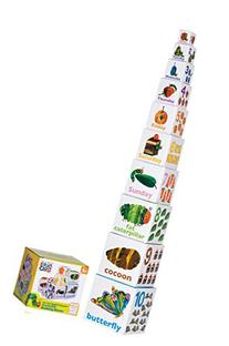 World of Eric Carle, The Very Hungry Caterpillar Stacking/