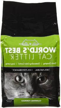 WORLD'S BEST CAT LITTER 391032 Clumping Litter Formula 28-