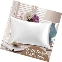 YANIBEST Silk Pillowcase for Hair and Skin, 19 Momme 100%