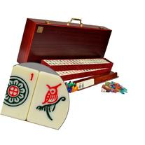 "YMI American Mahjong  166 Tiles Set w/ Racks ""The Classic"