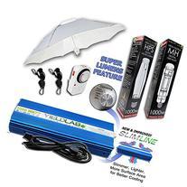1000w HPS+MH Umbrella Reflector Grow Light Kit