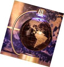 Yosoo Rotating Magnetic Levitation Floating World Map Globe