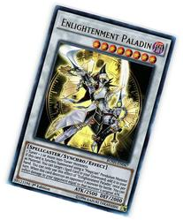 Yu-Gi-Oh! - Enlightenment Paladin  - Breakers of Shadow -