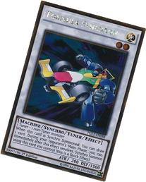 Yu-Gi-Oh! - Formula Synchron  - Premium Gold: Return of the Bling - 1st Edition - Gold Rare