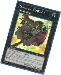 Yu-Gi-Oh! - Gagaga Cowboy  - Abyss Rising - 1st Edition -