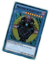 Yu-Gi-Oh! - Magician of Black Chaos  - Yugi's Legendary