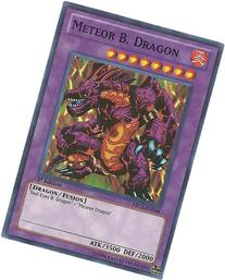 Yu-Gi-Oh! - Meteor B. Dragon  - 2012 Premium Tin - 1st