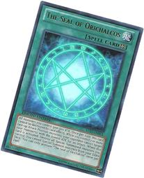 Yu-Gi-Oh! - The Seal of Orichalcos  - Legendary Collection 3