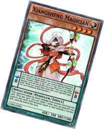 Yu-Gi-Oh! - Xiangsheng Magician  - Clash of Rebellions - 1st