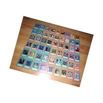 Yugioh Cards Lot of 40 Commons, 10 Rares & 5 Holos No