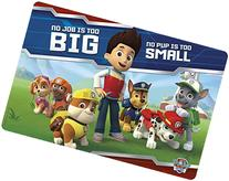 Zak Designs Placemat with Paw Patrol Graphics, BPA-free