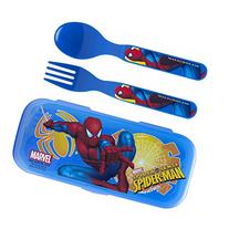 Zak! Spiderman Flatware Set for Kids Toddlers