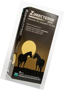 Zimecterin Gold Barn Pack