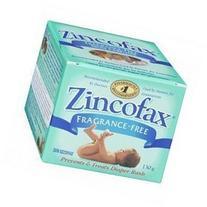 Zincofax Fragrance-Free Prevents & Treats Diaper Rash 130g
