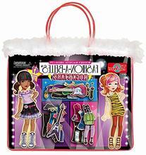 Fashion-A-Belles Rockstar Magnetic Dress-Up Dolls