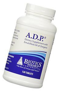 Biotics Research A.D.P. 120 Tabs