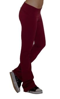 A.S High Density Cotton Span Fitness Yoga Pants by T-Party
