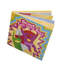 A Great Potty Training Tool! - Scout the Super Dooper Pooper