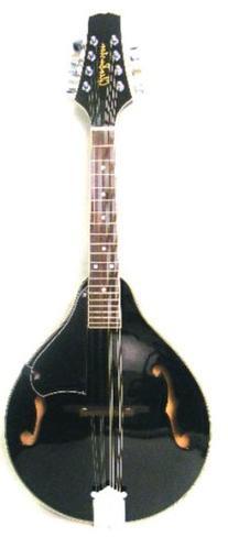 Glen Burton a Style Mandolin in Black