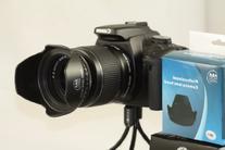 A&R Professional Lightweight 58mm Digital Tulip Flower Lens