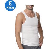 Hanes - Men's A-Shirts, 3-Pack