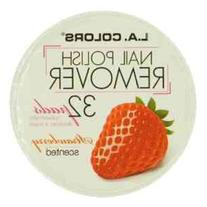 L.A Colors Strawberry Scented Nail Polish Remover