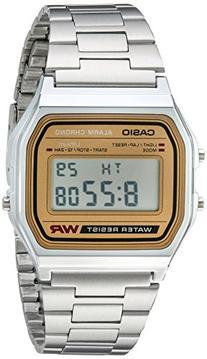 Casio Men's A158WEA-9CF Casual Classic Digital Bracelet