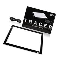 ME456 A4 LED Light Box 9x12 Inch Light Pad Only 5mm Ultra-