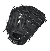 """Wilson A600 Baseball Catcher Mitt, Right Hand Throw, 32.5"""","""
