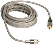 Astatic 302-10267 Gray 18' Mini 8 Coaxial Cable