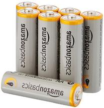 AmazonBasics AA Performance Alkaline Batteries  - Packaging