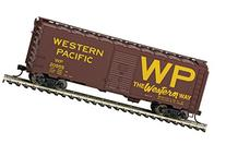 40' AAR 1944 Boxcar - Ready to Run -- Western Pacific #20555