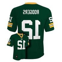 Aaron Rodgers Green Bay Packers Green NFL Newborn 2014-15
