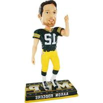 Aaron Rodgers NFL MVP Green Bay Packers Bobblehead