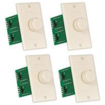 Acoustic Audio AAVCDA Home Almond Dial Speaker Volume