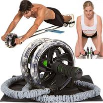 Perfect Ab Roller Workout Wheel - AB WOW Abs Trainer
