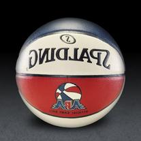 Spalding ABA Official Game Basketball - Official Size 7