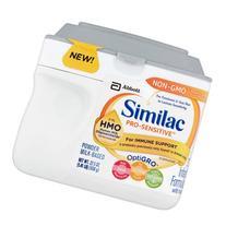 Abbott Similac Pro-Sensitive OptiGro Infant Formula with