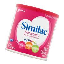 Abbott Similac Soy Isomil Infant Formula with Iron Soy-Based