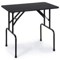 Able Foldable Pet Grooming Table, 32 H x 24 W x 36 L